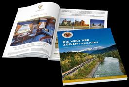 Bestellen Sie unsere Erlebnisreise Kataloge