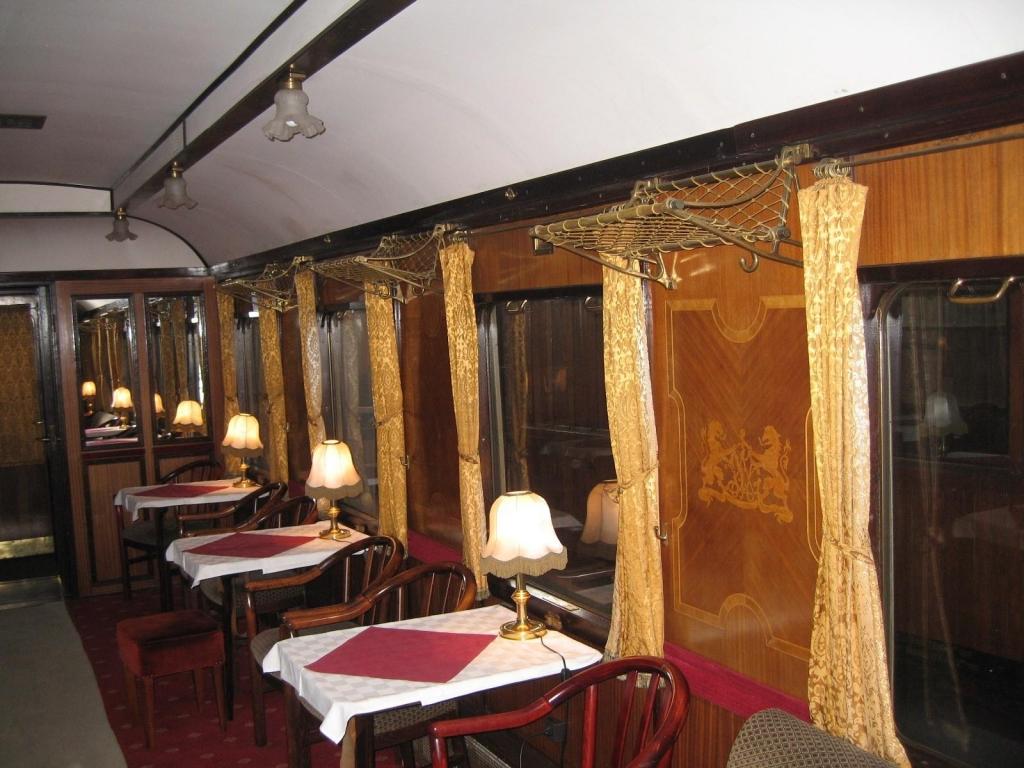 Barwagen Golden Eagle Danube Express