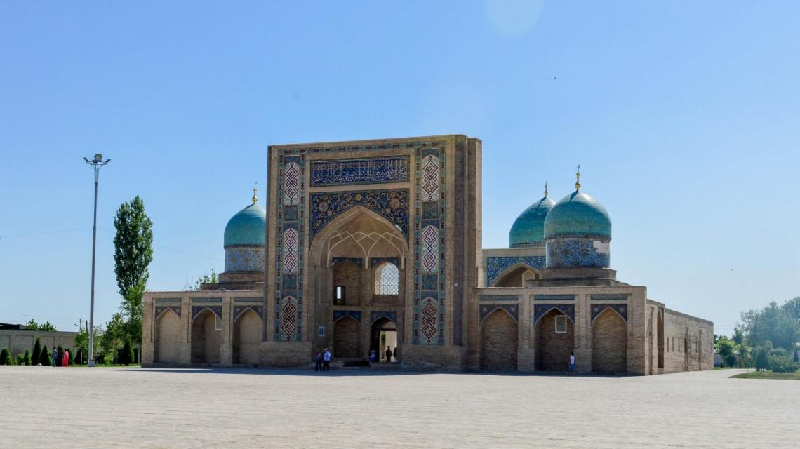 Mit dem Orient Silk Road Express durch Usbekistan