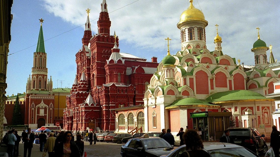 Zarengold - Von Japan über Peking nach Moskau