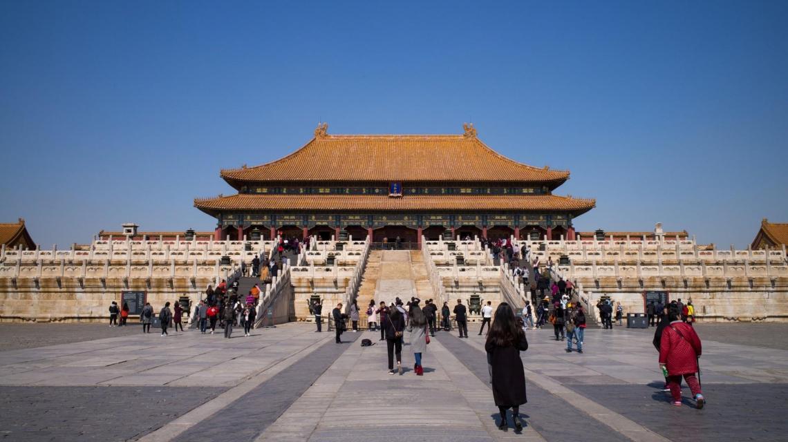 Zarengold - von Hongkong nach Moskau mit Yangtse-Kreuzfahrt
