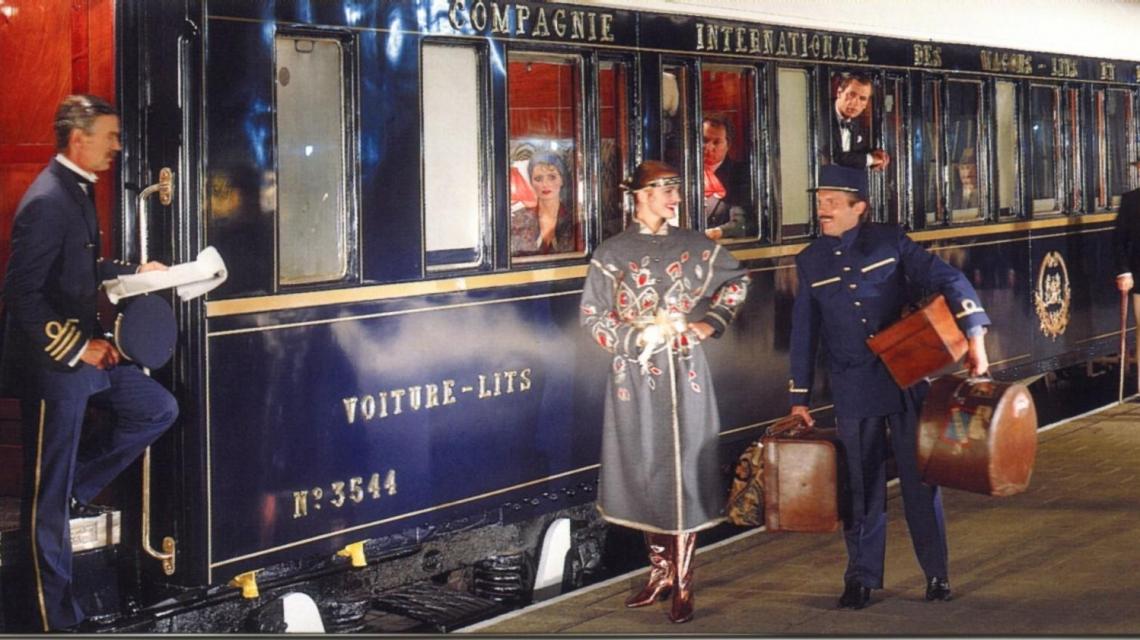 Venice-Simplon-Orient-Express (Europa)