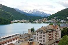 St. Moritz (Foto: Dennis Jarvis CC)