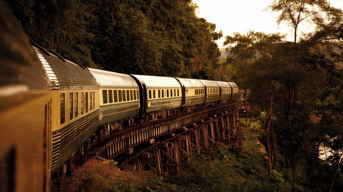 Eastern & Oriental Express (Thailand)