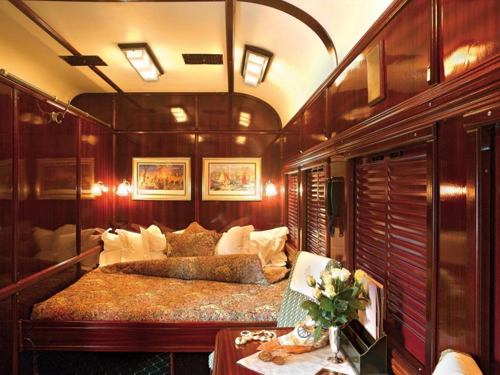 Mit Rovos Rail durch Afrika - Exklusiv-Charter von Dar Es Salaam bis Kapstadt