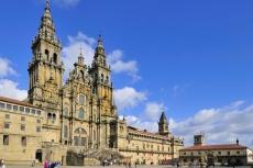 Kathedrale von Santiago de Compostella (Foto: Yosika (happyholiday.travel), Lizenz: CC)