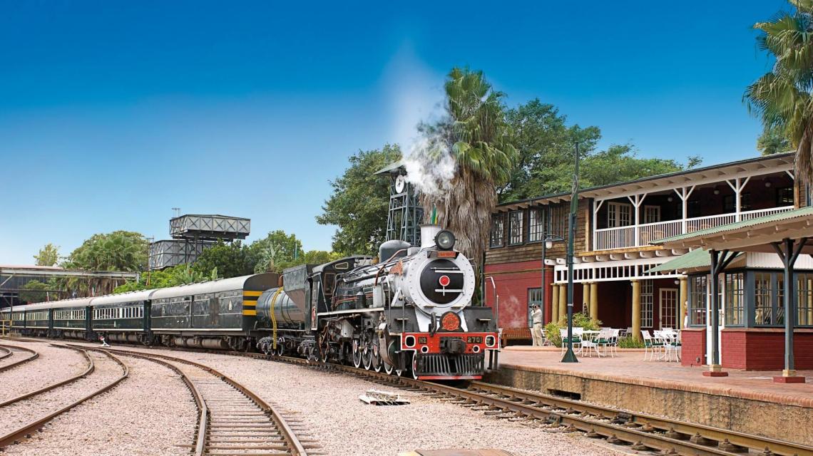 Rovos Rail - Pride of Africa (südl. Afrika)