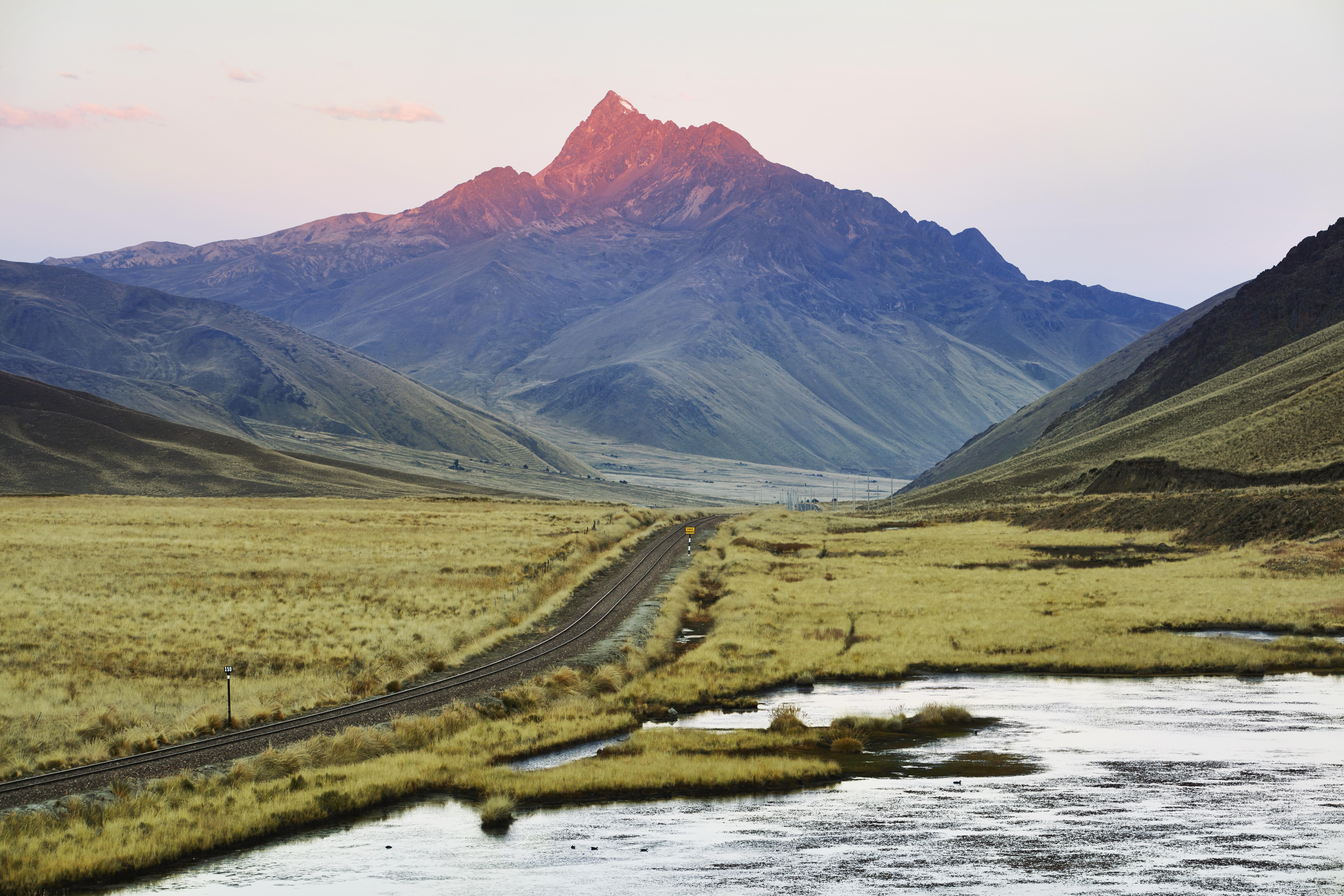 Andean Explorer Schienen 2