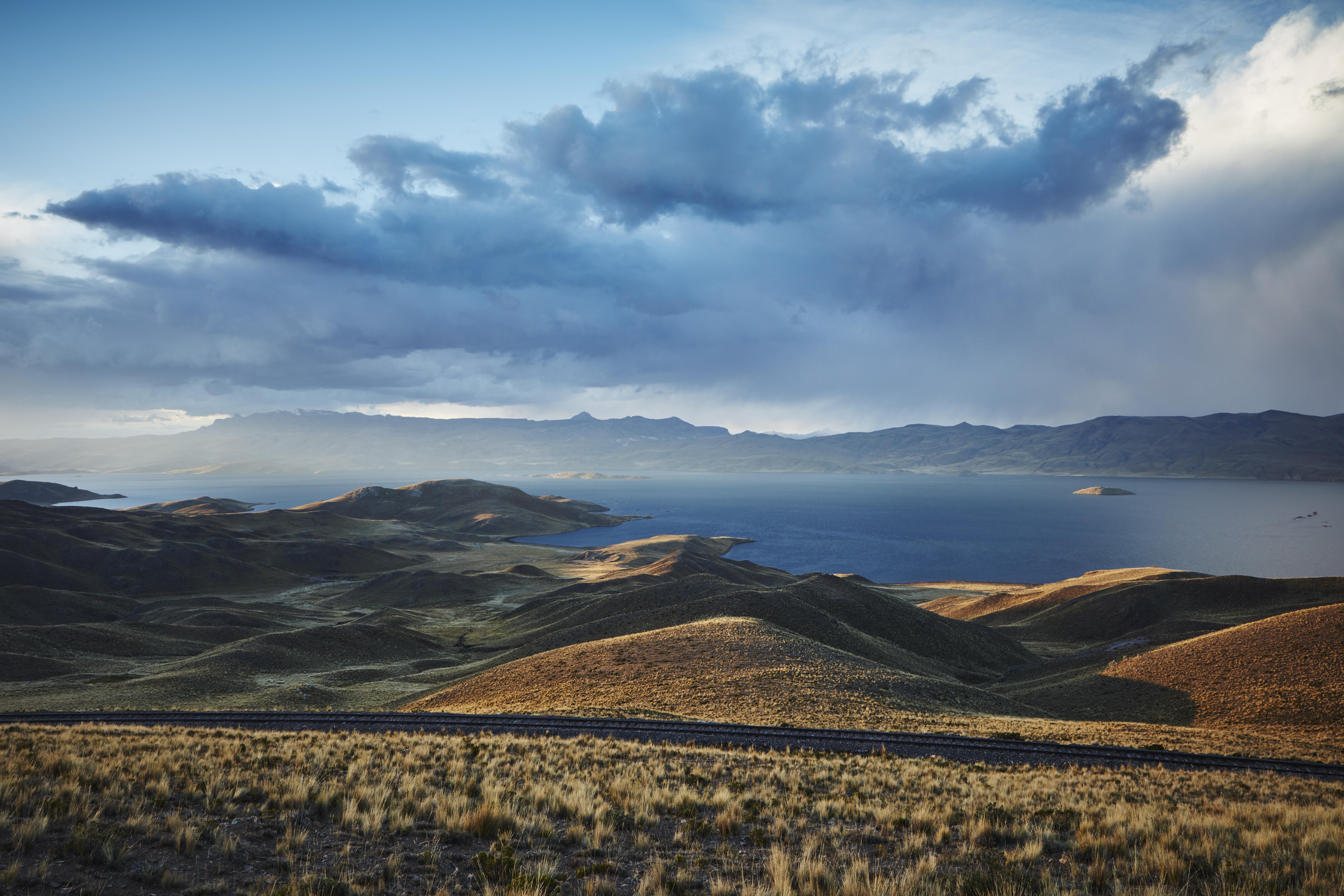 Andean Explorer Schienen 3