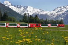 Glacier Express (Foto: Roderick Eime, Lizenz: CC)