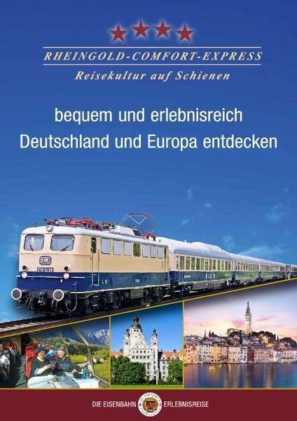 Katalogtitel Rheingold-Comfort-Express