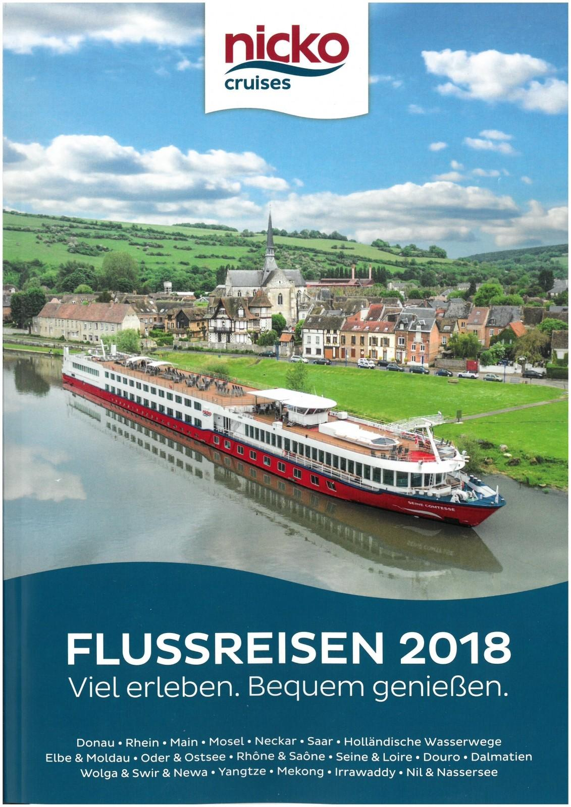 Flussreisen 2018 - nicko cruises