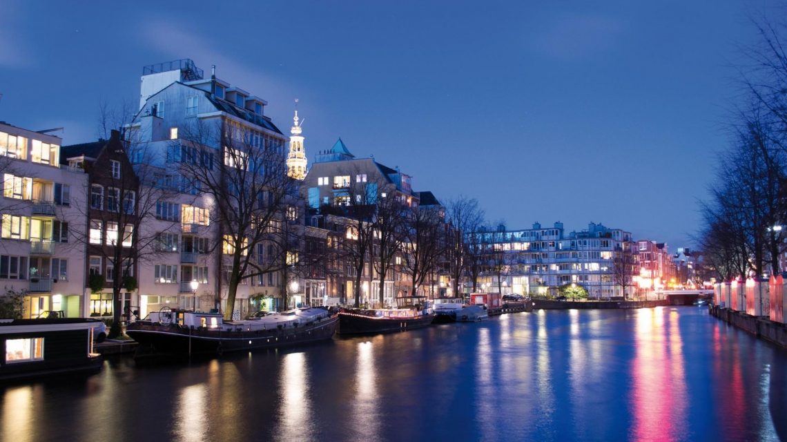 Stilvoll ins Neue Jahr 2020 – Wir feiern im Glanz der MS OSCAR WILDE in Amsterdam