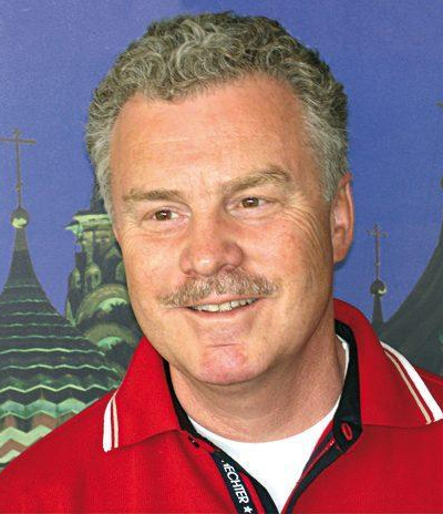 Reiseleiter Bernd Klaube