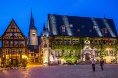 Quedlinburg Rathaus