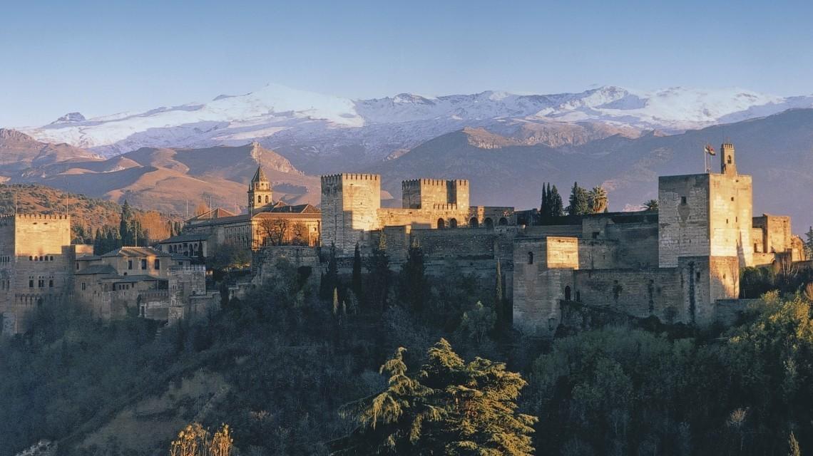 Mit dem legendären Al Andalús durch den Süden Spaniens