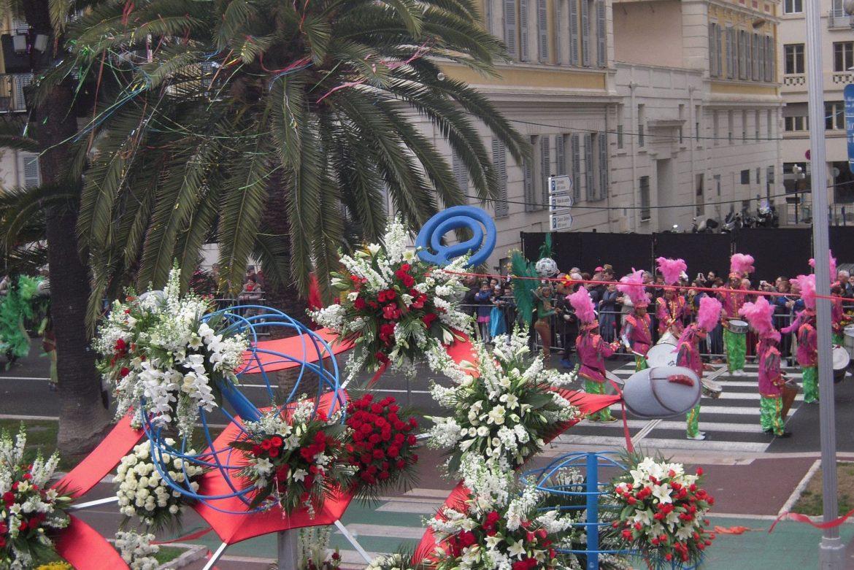Blumenkorso, Nizza