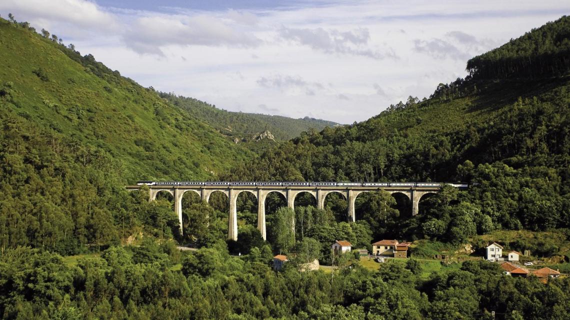 Nostalgie und Eleganz - Im El Transcantábrico Gran Lujo durch Nordspanien