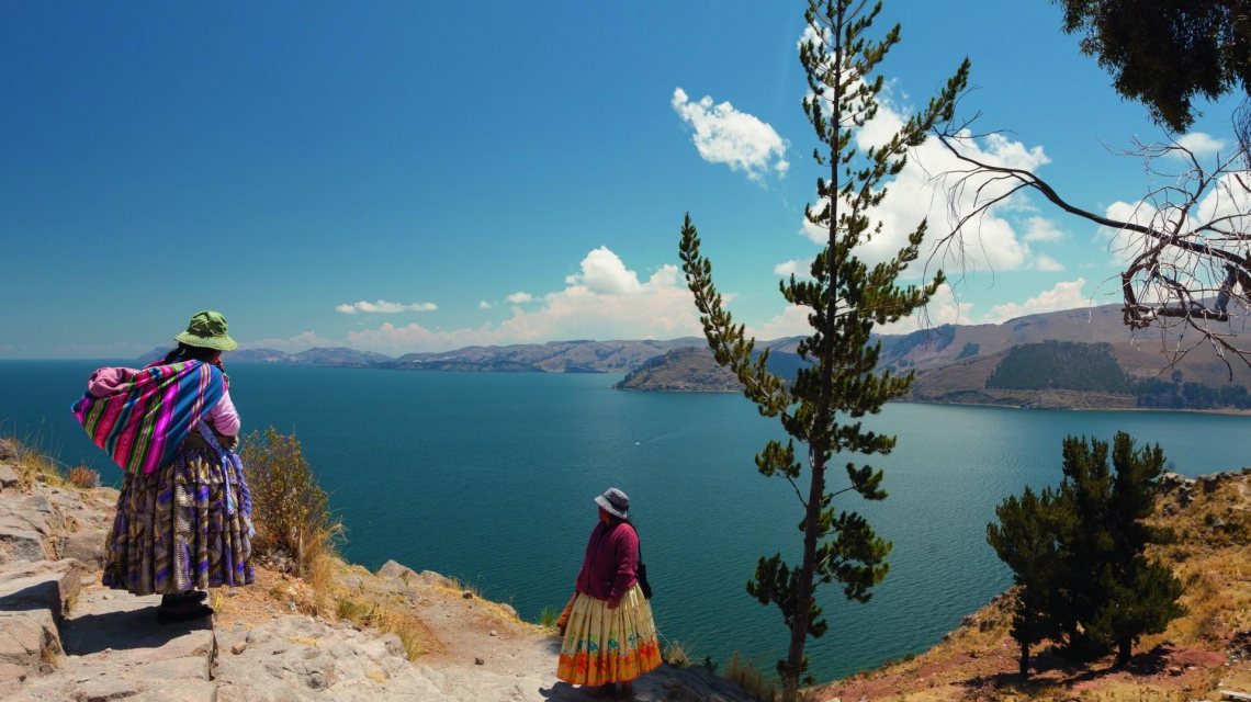 Abenteuer Anden - Auf Schienen durch Südamerika
