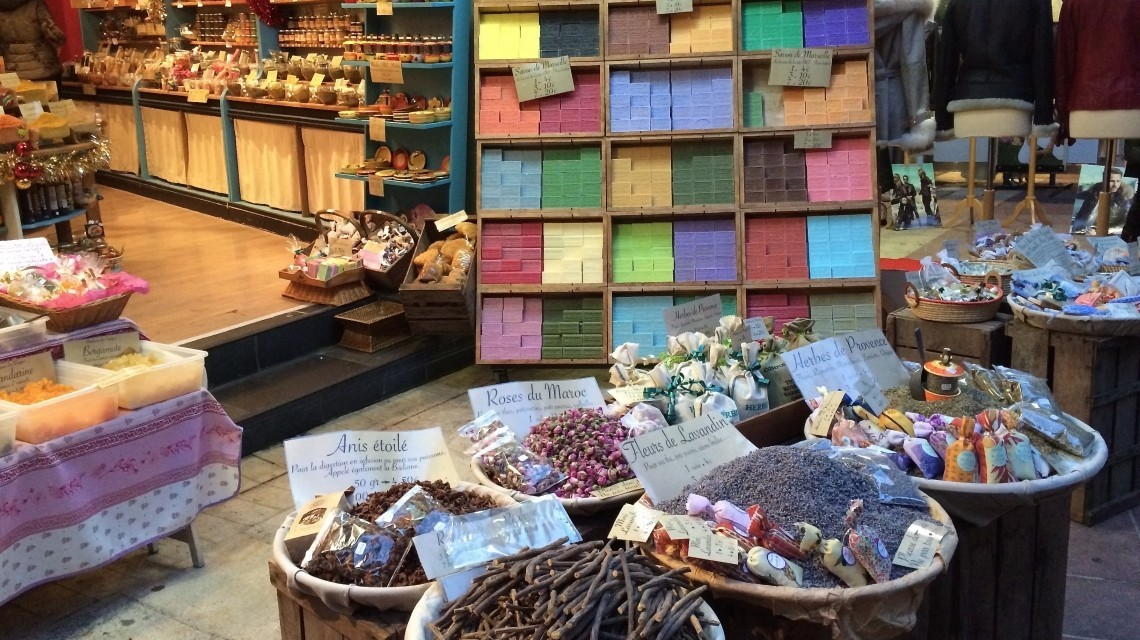 Duftmarkt, Nizza