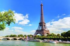Der Eiffelturm an der Seine in Paris (Foto: scaliger, fotolia)