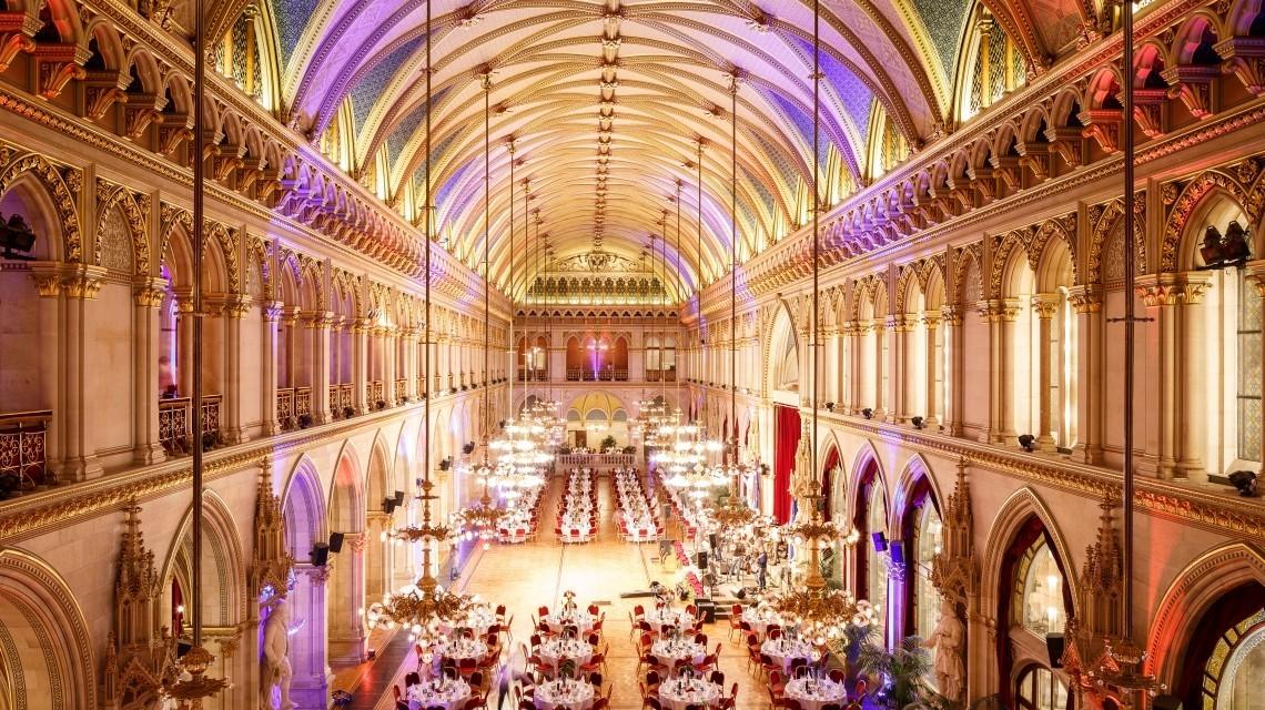 Ballsaal Rathaus Wien
