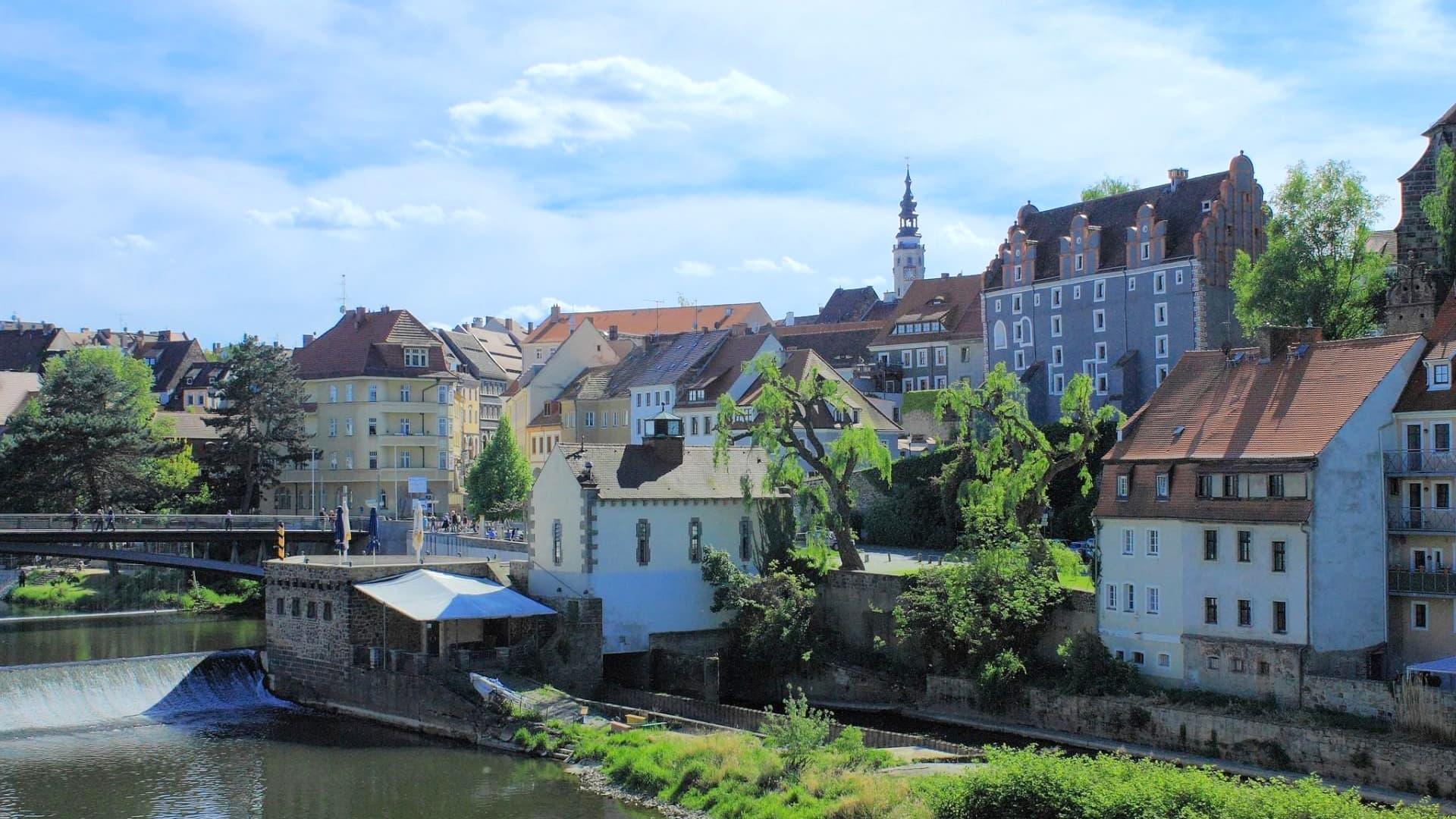 Görlitz aber auch Zgorzelec. Die Neiße trennt Deutschland und Polen
