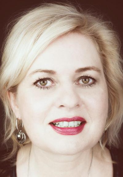 Reiseleiterin Gabi Hart