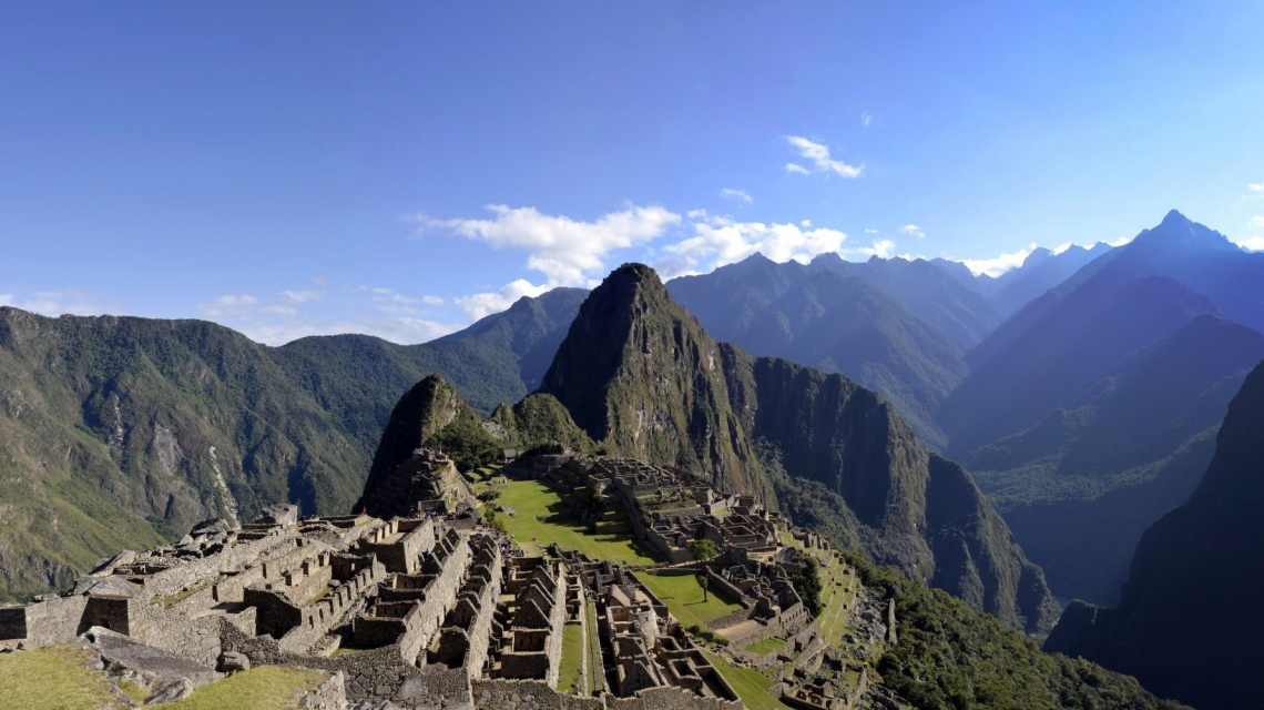 Abenteuer Anden - Auf Schienen durch Südamerika (2020)