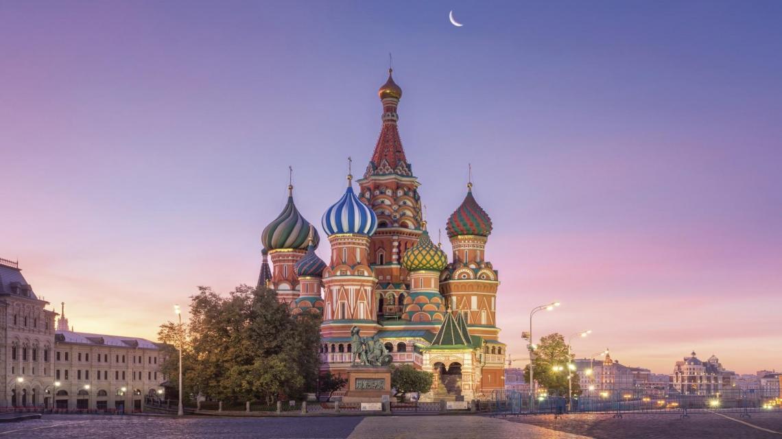 Zarengold - von Moskau bis zum Baikalsee