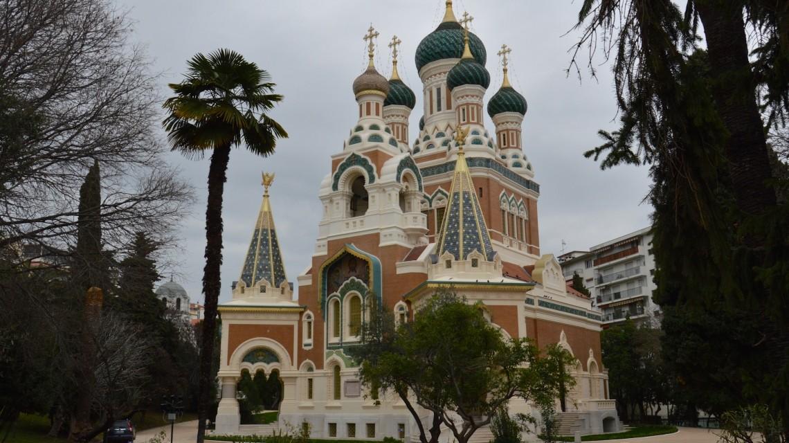 Kathedrale St. Nicolas, Nizza