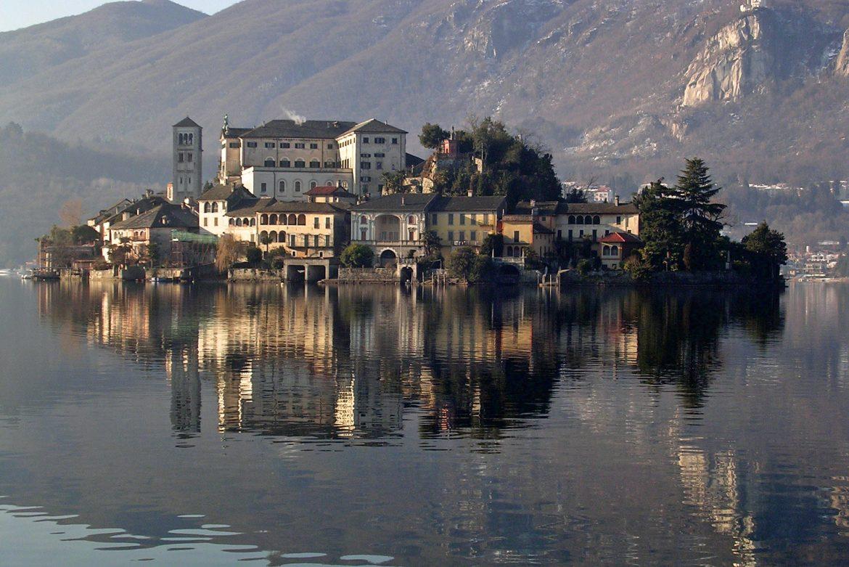 San Giulio, Orta See