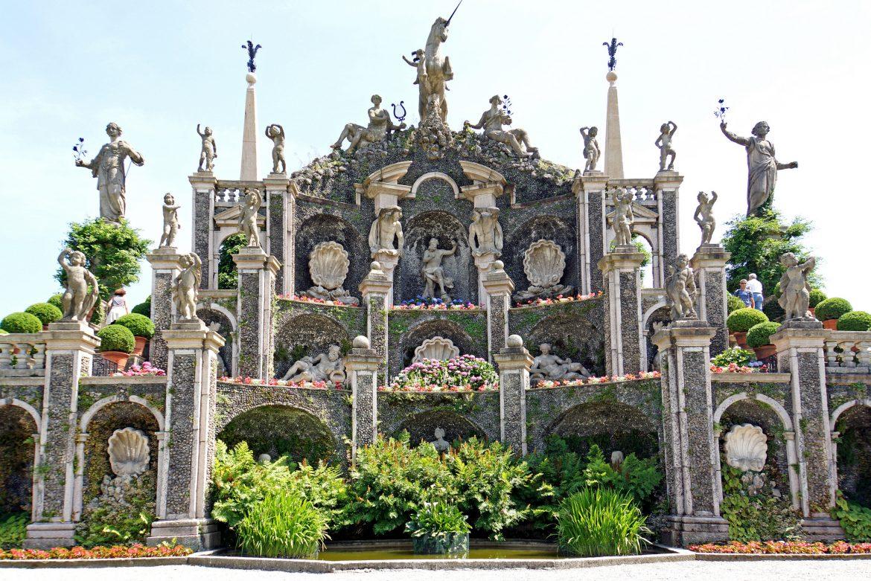Sculpturen Isola Bella