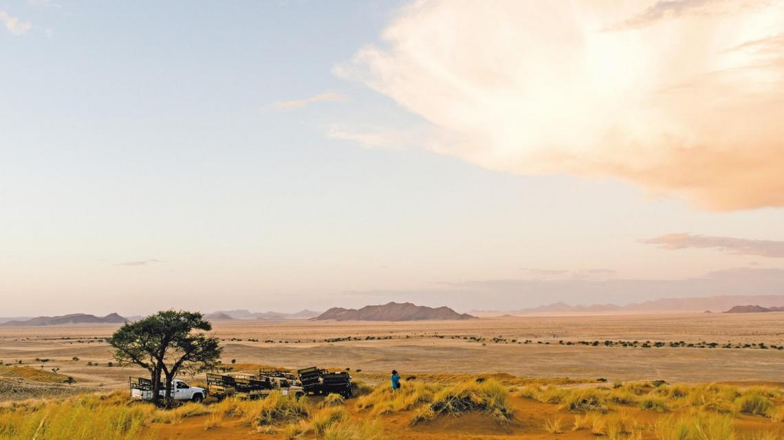 Juwel der Wüste - Im African Explorer von Kapstadt nach Namibia