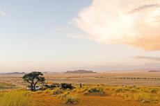 Sonnenuntergang in der Namib-Wüste - Jakob Rastetter