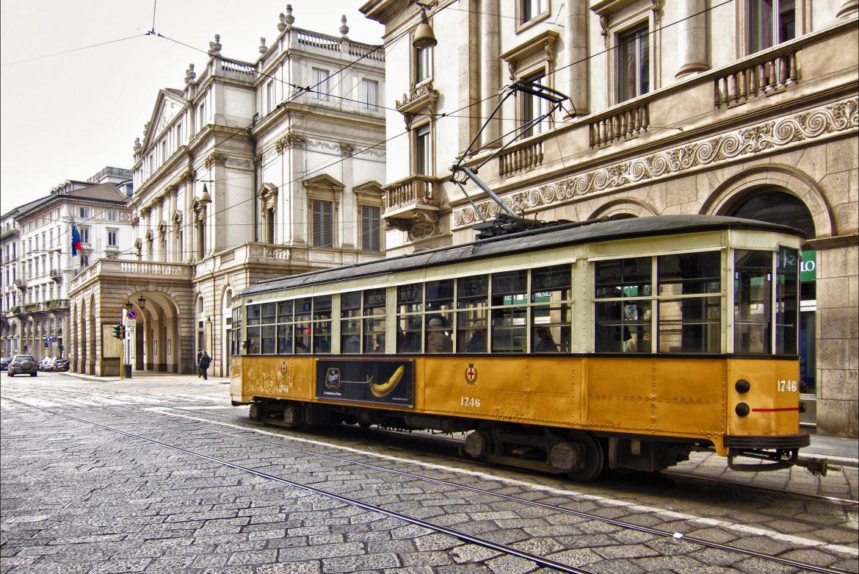 Straßenbahn Mailand