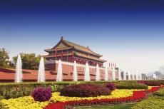 Tor himmlischen friedens China (Foto: difeng, fotolia)