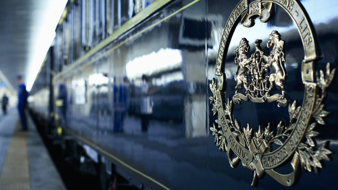Venice Simplon-Orient-Express - Berlin - Paris|London