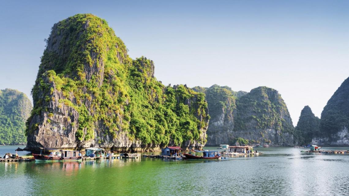 Laos und Vietnam: Königsstädte und Naturwunder Indochinas