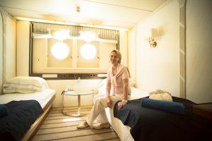 MS Berlin Kabine Kategorie KE auf dem B-Deck