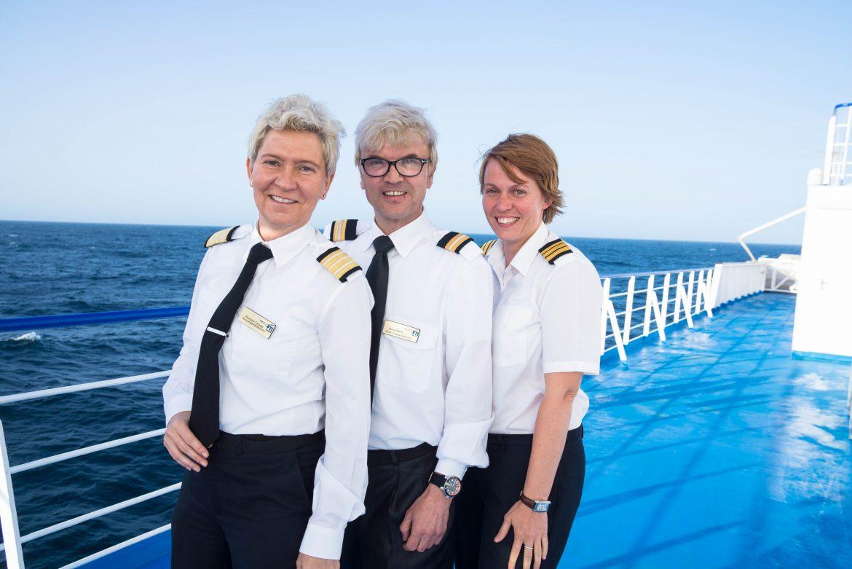 MS Berlin Crew
