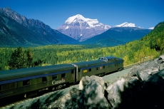 The Canadian Kanada mit dem Zug erleben