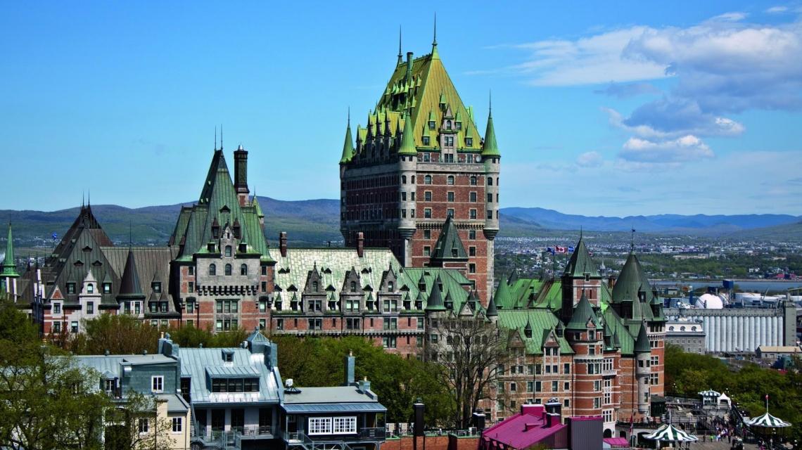 Vorreise: Goldener Ahorn - Traditionsreiches Québec
