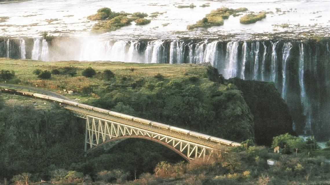 Rovos Rail - von Lobito nach Dar Es Salaam (2020)