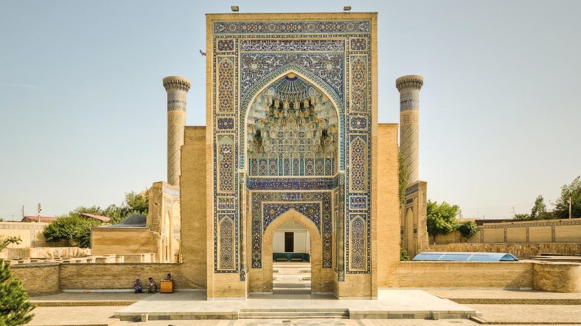 Sonderzugreise Registan: Die Sagenhafte Seidenstraße von Ost nach West