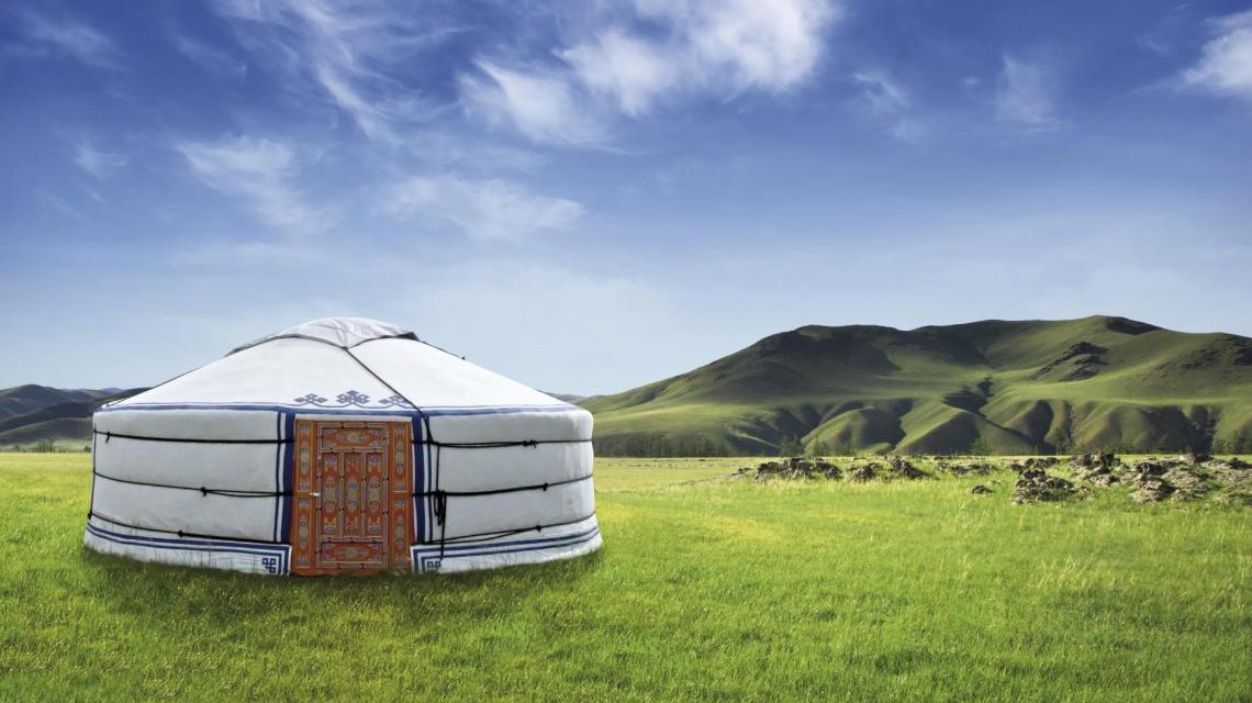 Zarengold - Mongolei-Rundreise und dann im Zug nach Moskau