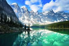Das Banff National Park ist der älteste Nationalpark in Kanada (ALCE fotolia)