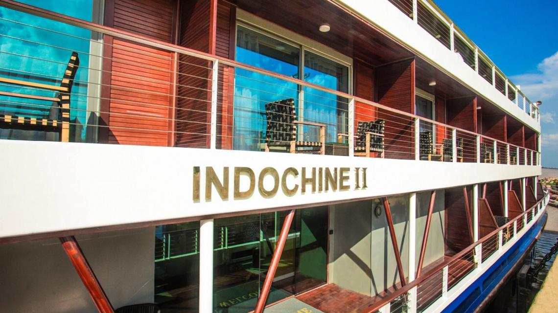 Indochine II (Mekong)