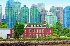 Tradtion und Moderne in Vancouver | Kanada (Foto: Felix Willeke)