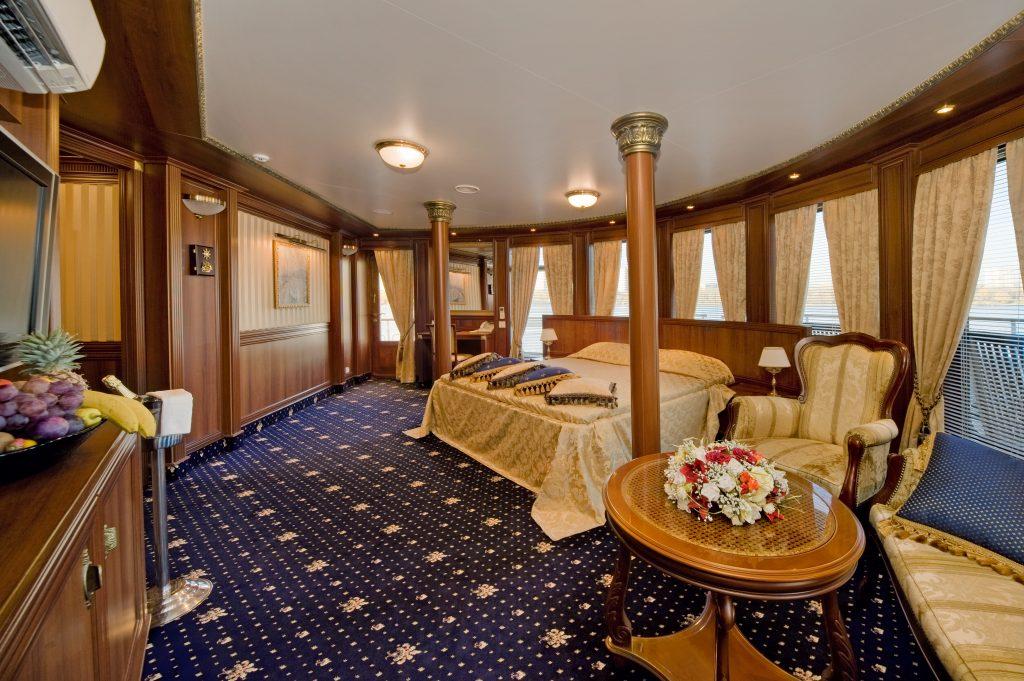 MS Volga Dream - Owner's Suite
